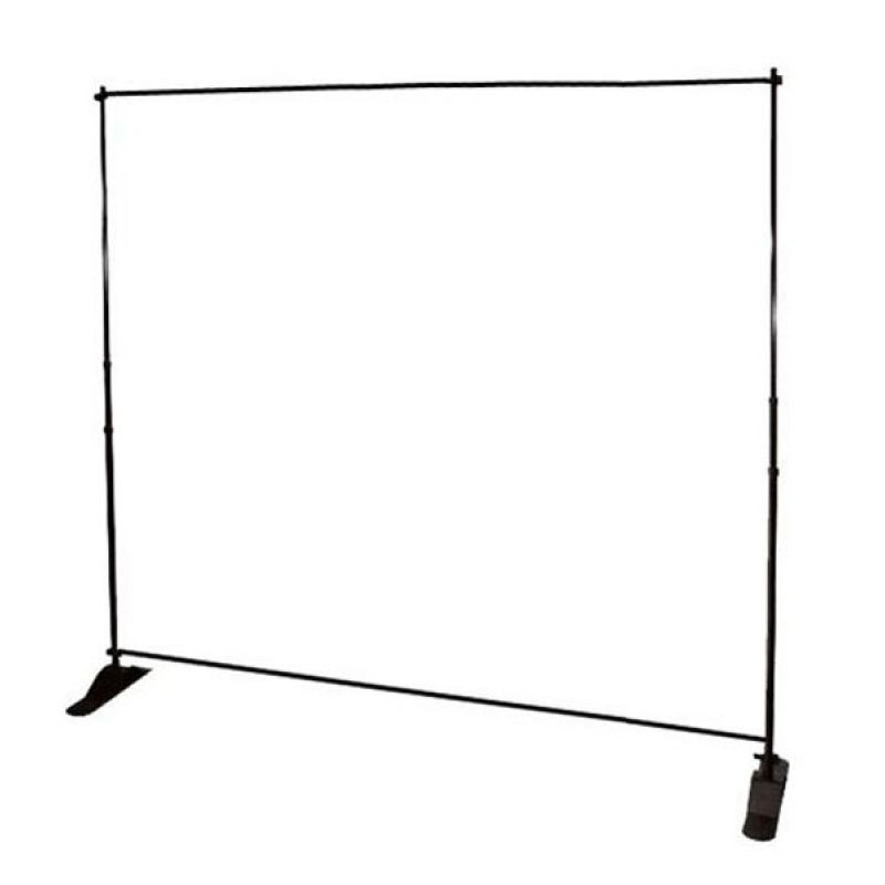 Image result for Telescopic Adjustable Banner Stand
