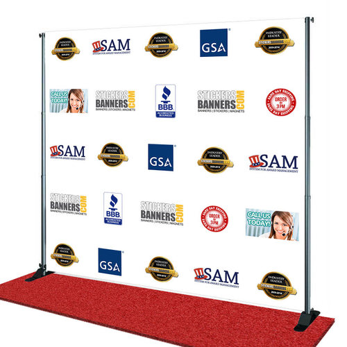 Image result for Step and Repeat Banner Design Templates